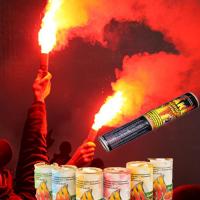 Факелы, цветной дым, фаеры