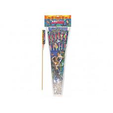 Ариэль (набор ракет ассорти 6 эффектов) фейерверк